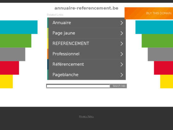 Annuaire Referencement Francophone
