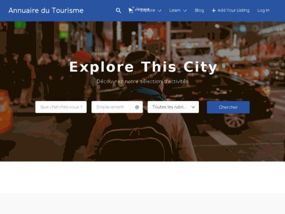 Annuaire du Tourisme Français
