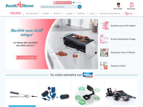 Antenne Réunion Boutique