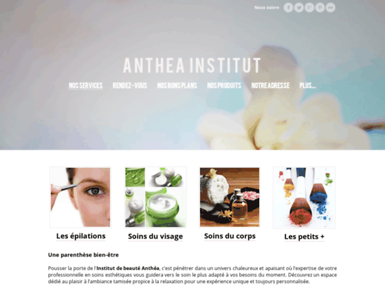 Anthea Institut - Institut de beauté 974