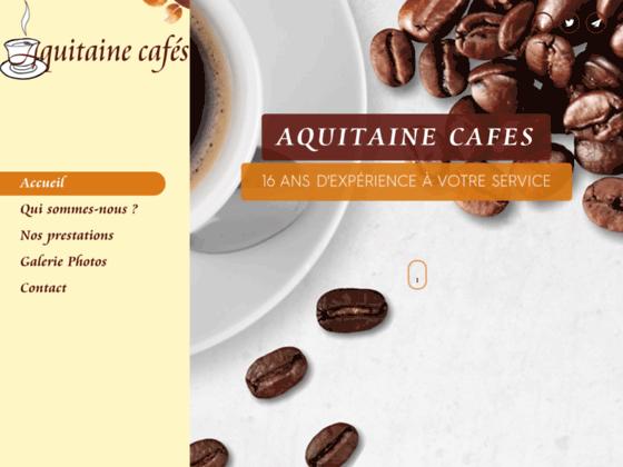 Distributeur automatique 64 - Aquitaine cafés Sarl