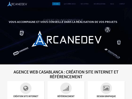 Arcanedev Casablanca