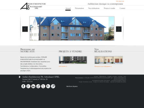 Architecte Brabant wallon