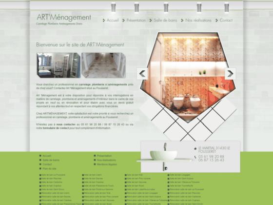 Art'ménagement : Salle de bain Cazères