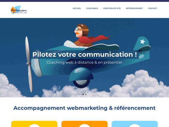 Communication internet Aix-en-Provence Arteacom
