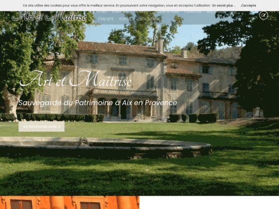 Art et Maitrise: rénovation et entretien