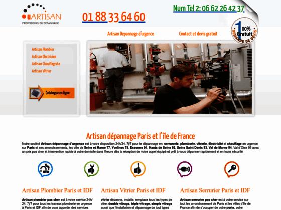 www.artisandepannagedurgence.com