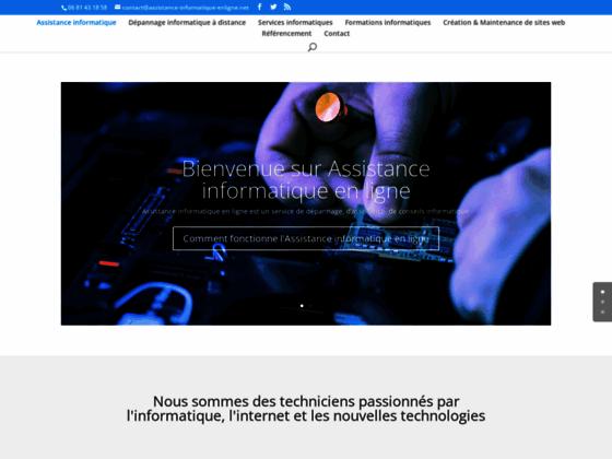 AIEL-Assistance informatique en ligne