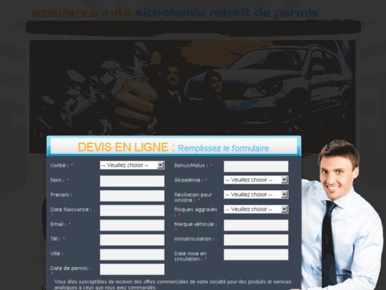 Assurance auto pour suspension de permis