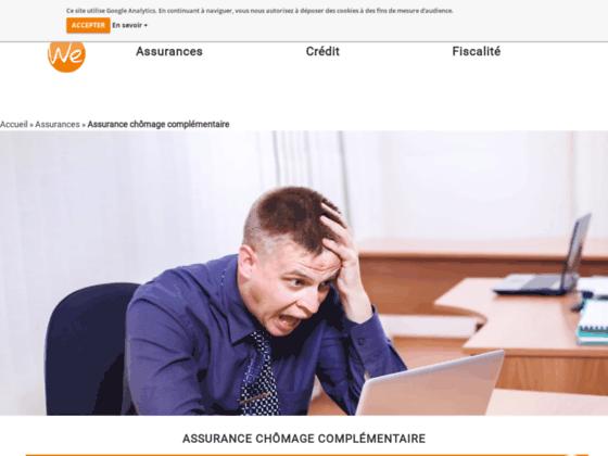 Assurance chomage privée suisse