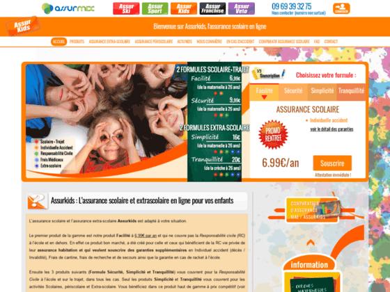 Assurance scolaire chez Carrefour