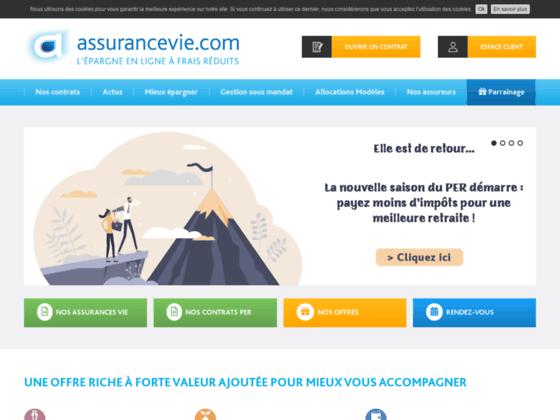 Assurance vie - assurance vie en ligne