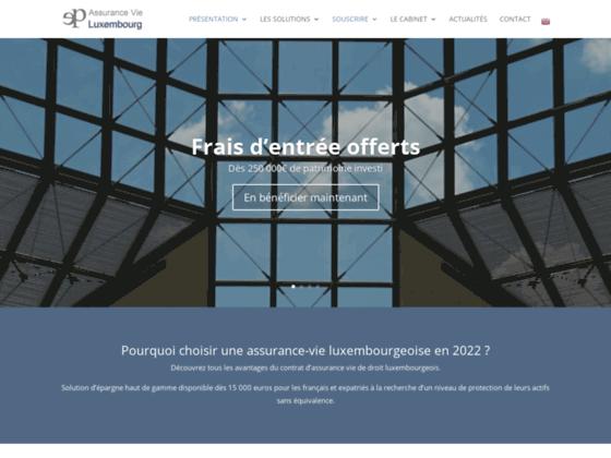 N°1 du contrat d'assurance-vie luxembourgeois