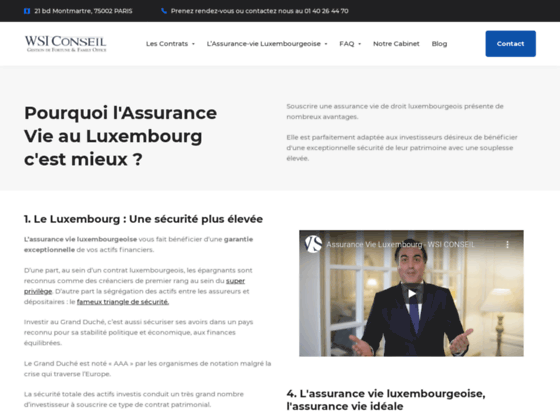 Assurance vie luxembourg : sécurité et rendement