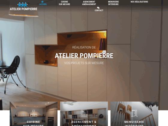 Agencement à La Baule - Atelier Pompierre
