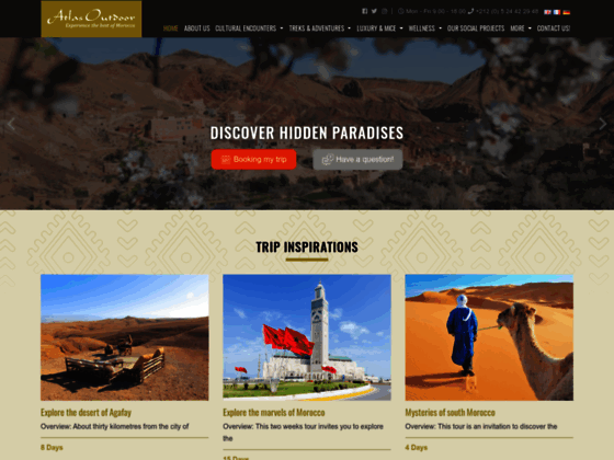 Tourisme équitable et  solidaire au Maroc
