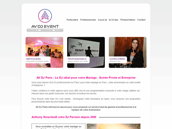DJ Paris: Prestation DJ Originale pour Mariage