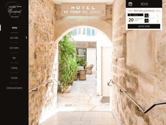hotel pont d'Avignon