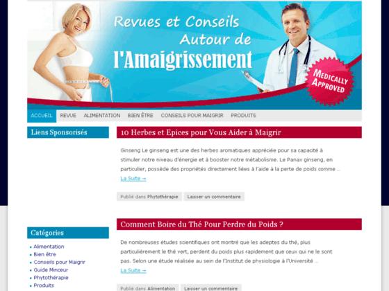 10 conseils pour maigrir facilement  | La Revue Francophone