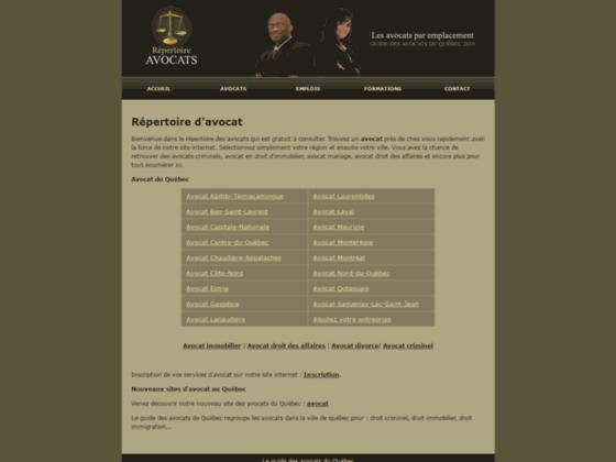 formation avocat informations