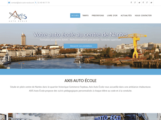 Axis Auto-école