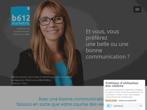 Agence conseil marketing toulouse B612 Marketing