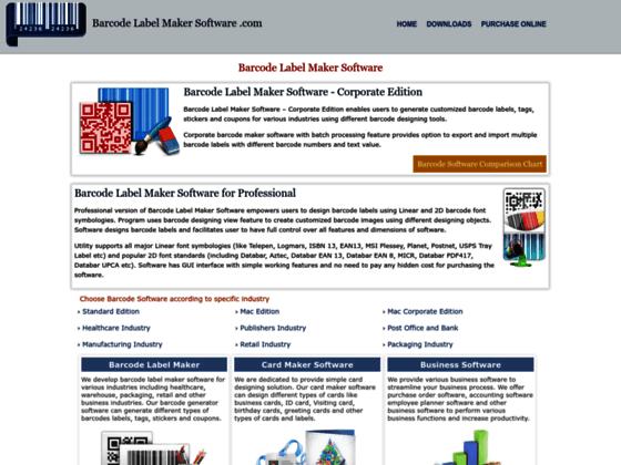 Business Card maker software free