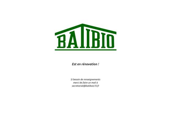 Batibio - Matériaux écologiques