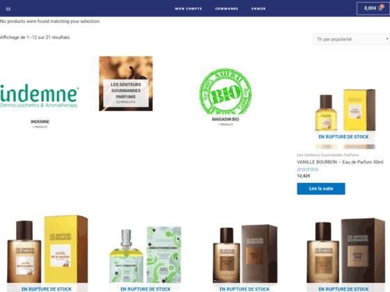 Beaute-Eshop Cosmetiques artisanaux de luxe ,bio et originaux, savons, idées cadeaux
