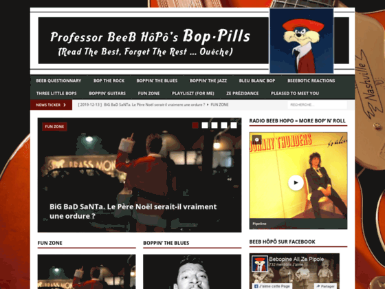 BOP PILLS (Ouèche) - Read The Best, Forget The Rest !