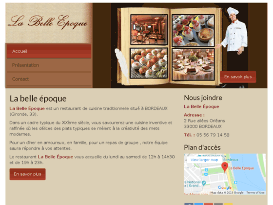 La Belle Époque: Restaurant  33