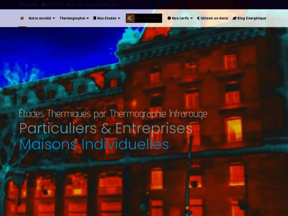 Bilan Thermique & Thermographie Lyon & Rhone Alpes