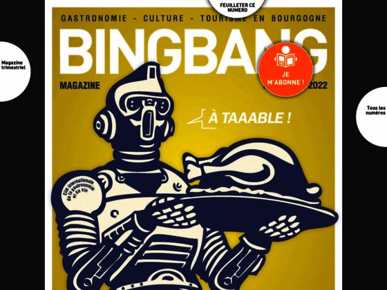Dijon Magazine bingbang