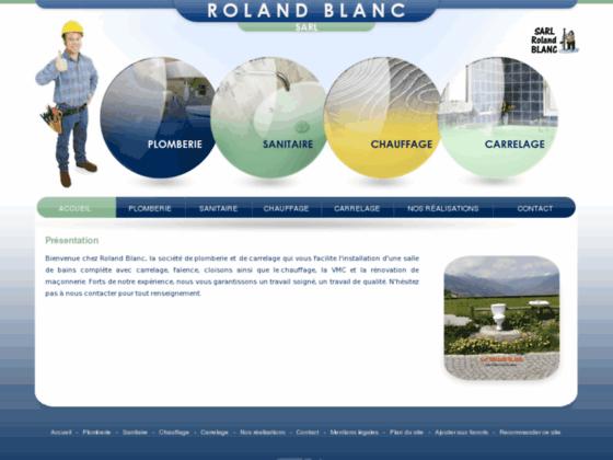 SARL BLANC ROLAND -
