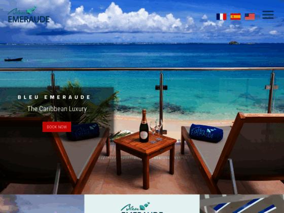 Hôtel à grand case pour des vacances paradisiaques