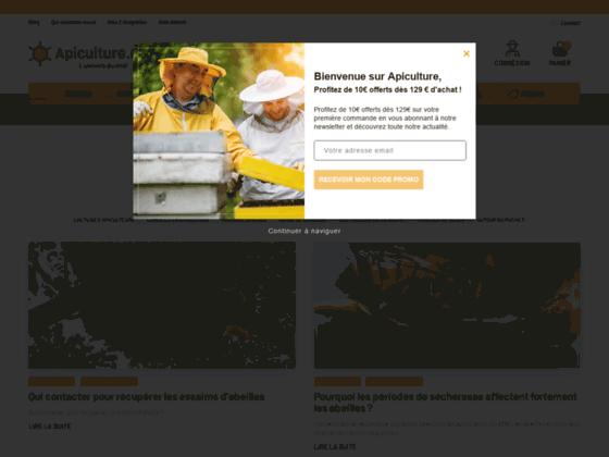 Blog apiculture .net, le blog sur l'apiculture