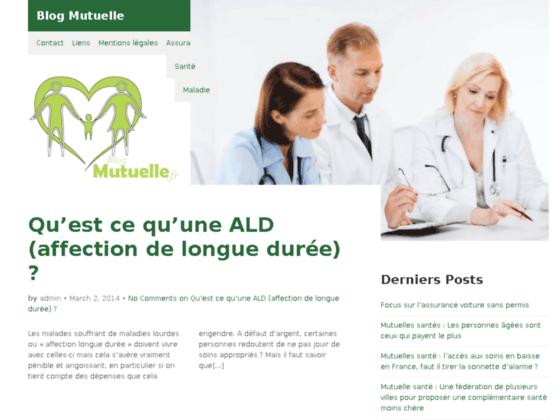Blog santé mutuelle
