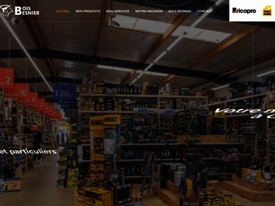 Bois Besnier - Bois & Bricolage à Châteaubriant