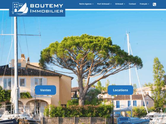 Immobilier à Saint-Tropez avec Boutemy