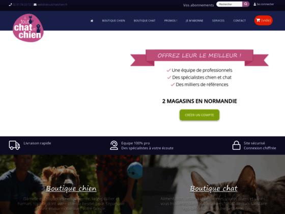 Animalerie en ligne: accessoires chiens et chats - Boutique A tout chat et chien