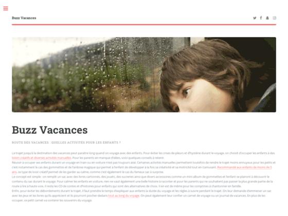 Annonces Vacances - Loisirs - Evènements