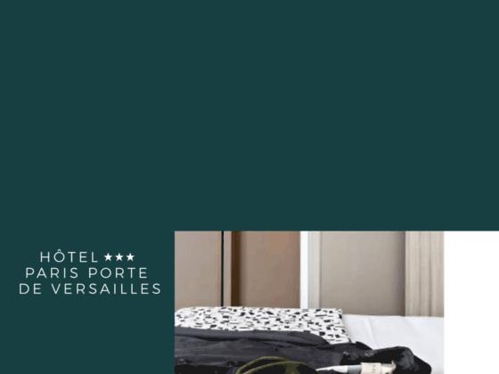 BEST WESTERN Hotel Paris Porte de Versailles