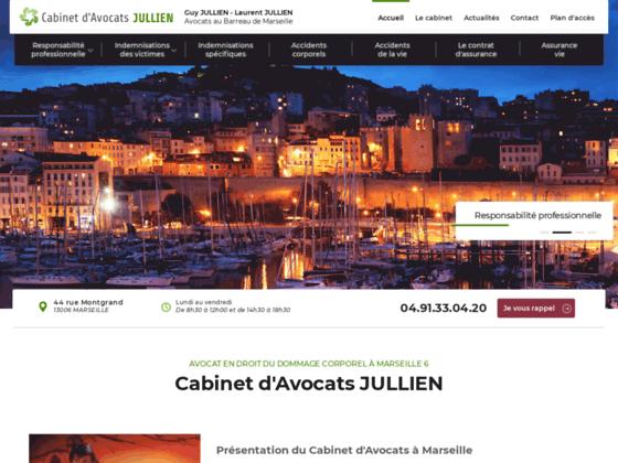 Avocats Marseille 16, cabinet Jullien