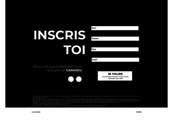 Boutique Camaieu, sélection de jupes en ligne