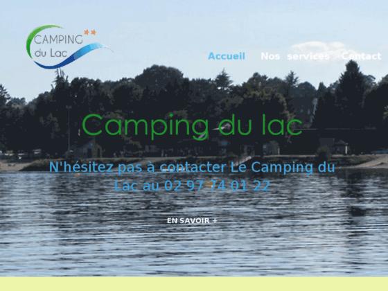 Camping Forêt de brocéliande