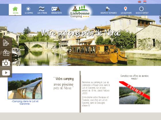 Camping Lot et Garonne : camping  pas cher