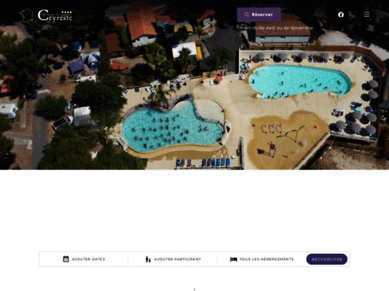 Camping de Ceyreste, la Ciotat, Cassis