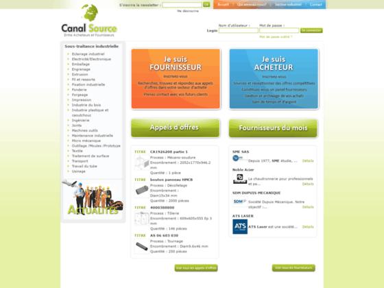 www.canal-source.com