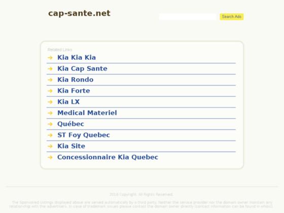 cap-sante.net