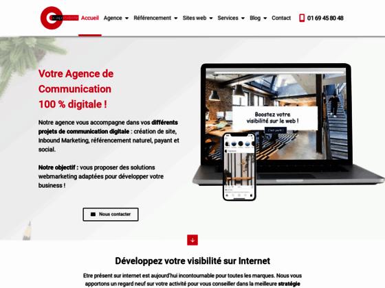 Agence web : référencement et création de site